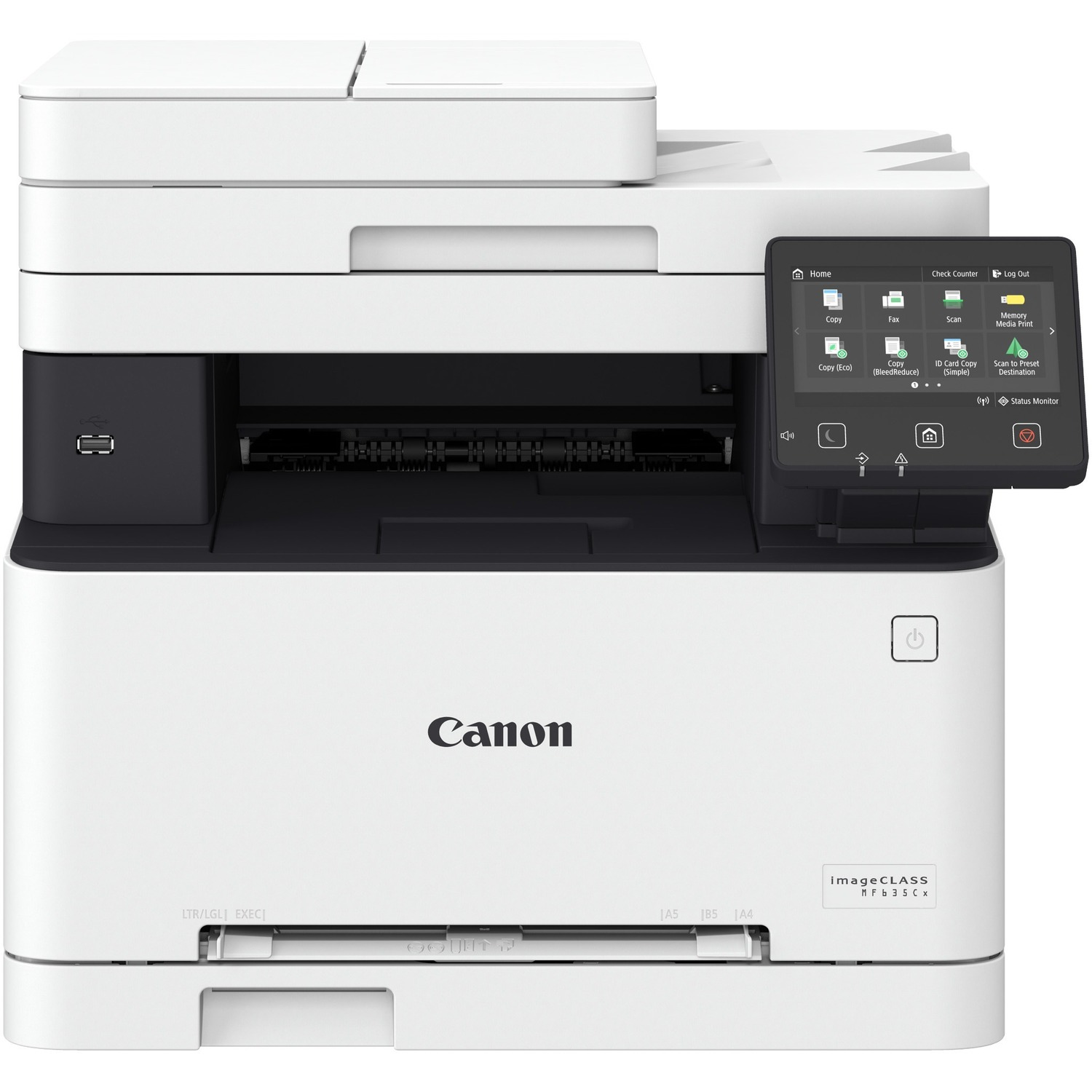 Canon i-SENSYS MF630 MF635CX Laser Multifunction Printer - Colour