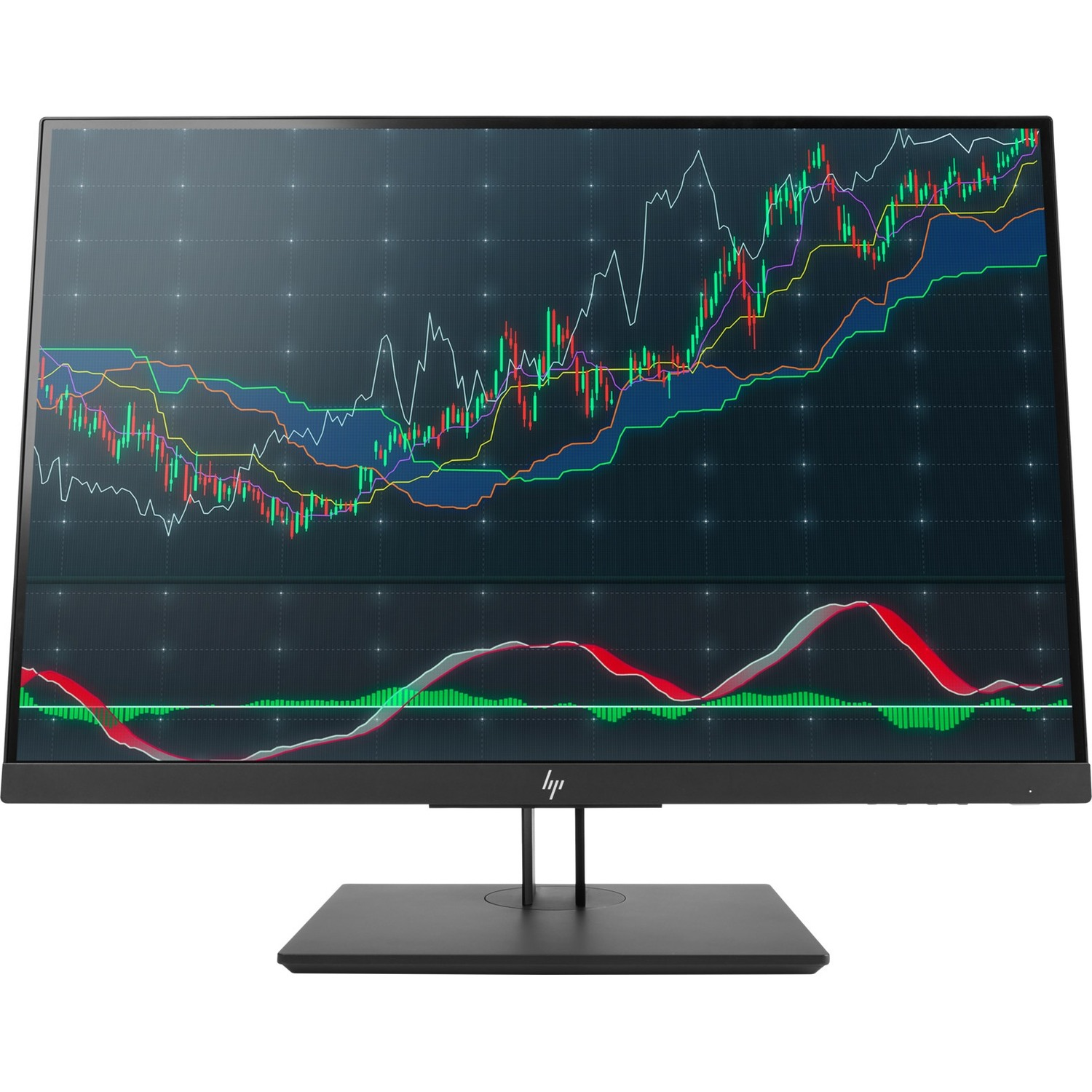 HP Business Z24n G2 61 cm 24inch LED LCD Monitor - 16:10 - 5 ms GTG