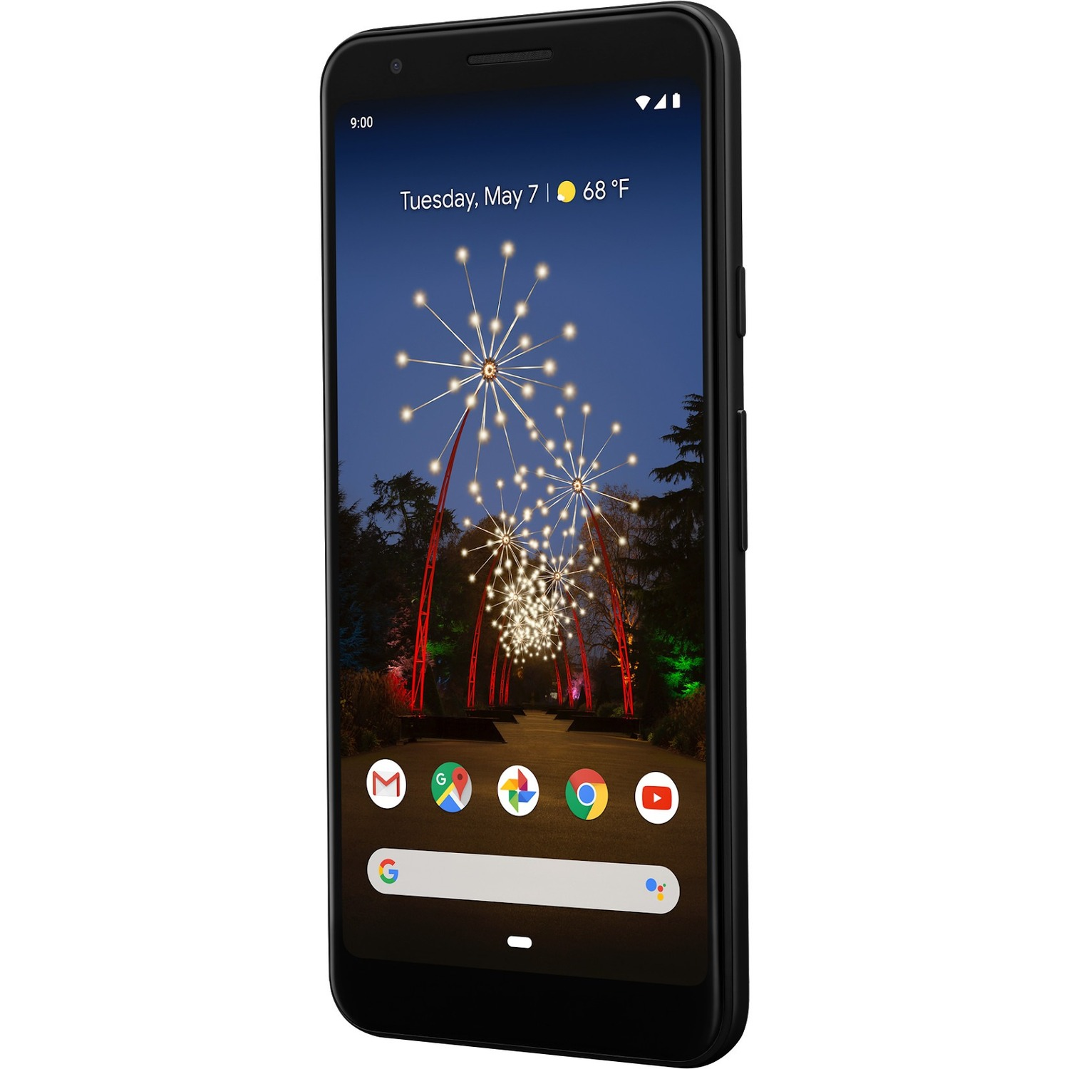 Google Pixel 3a 64 GB Smartphone - 14.2 cm 5.6And#34; Full HD Plus - 4 GB RAM - Android 9.0 Pie - 4G - White