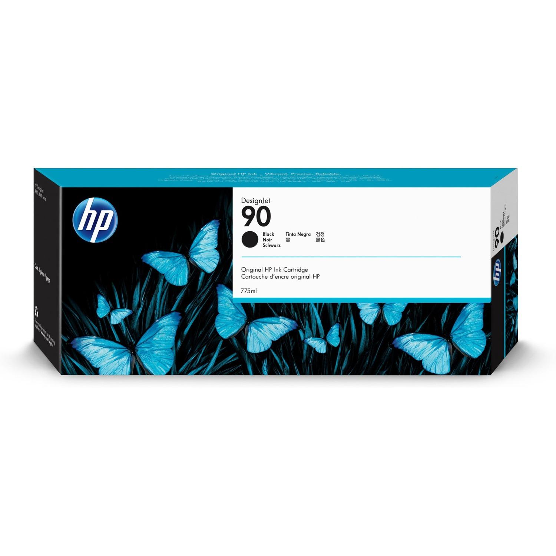 HP 90 Black High Yield Inkjet Cartridge - C5059A