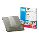 HP Optical 8.6Gb 14x Write Once Disk - 2048 bytes/sector