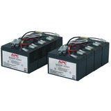 APC Replacement Battery Cartridge #12 - Maintenance-free Lead Acid Hot-swappable