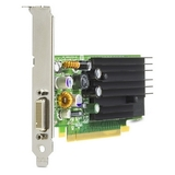 HP NVIDIA Quadro NVS 285 PCI-E Graphics card