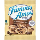 Famous Amos® Cookies Chocolate - Chocolate Chip - 1 Serving Pack - 56.7 g - 8 / Box