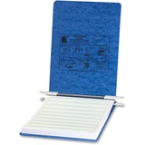 "Acco 8-12""x11"" Presstex Hanging Data Binders - 6"" Binder Capacity - Letter - 8 1/2"" x 11"" Sheet Size - Light Blue - Recycled - 1 / Each"