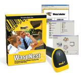 Wasp Barcode SCANNER WLR8900 CCD Lr Scanner USB