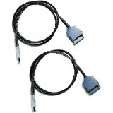 Cat 6a/Class Ea Permanent Link Adapter Set Of Two / Mfr. no.: DTX-PLA002S
