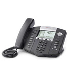 POLYCOM 2200-12651-025 SoundPoint IP650 IP Phone