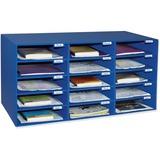 Classroom Keepers 15-Slot Mailbox