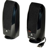 Logitech S-150 2.0 Speaker System - 1.20 W RMS - Black