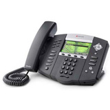 POLYCOM 2200-12670-025 SoundPoint IP 670 IP Phone