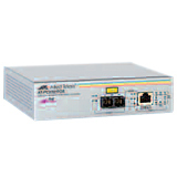 Allied Telesis 100Base-TX to 100Base-FX Media Converter