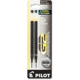 Pilot G2/EX and GRP-LTD Ink Pen Refill - Fine Point - Black Ink - 2 / Pack