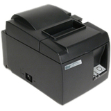 Star Micronic SRM39463510 Thermalprinter USB Cutter w/ Cable Piano Black