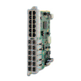 Allied Telesis AT-MCF2012LC/1 Media Converter - 1 x Network (RJ-45) - 1 x LC Ports - 10/10