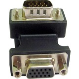 Right Angle VGA Adapter Male To Female Up / Mfr. No.: 35-704