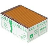 Dixon Pre-sharpened Wood Golf Pencils