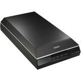 Epson Perfection V600 Flatbed Scanner - 6400 dpi Optical - 48-bit Color - 16-bit Grayscale - USB