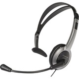 Hands Free Convertible Headset With Noise Cancelling Microphon / Mfr. no.: KX-TCA430