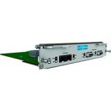 HP Switch Module 10GbE SFP+ 2-Slot/10GbE CX4 2-Port for 3500yl/6200-24G-mGBIC yl