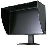 Display Hood For 21in 24in and 26in Professional LCD Displays / Mfr. No.: Hdpa212426
