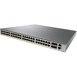 Cisco Catalyst 4948E Switch 48 10/100/1000 + 4 SFP+, AC PS