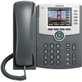 Cisco SPA525G2 IP Phone - Wi-Fi - 5 x Total Line - VoIP - IEEE 802.11b/g - Caller ID - PoE Ports