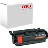 Oki 52124401 Toner Cartridge - Black
