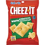 Keebler Cheez-It Baked Snack Crackers - White Cheddar - 85 g - 6 / Box