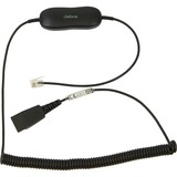 Gn1216 Coiled Cord Headset Adap For Avaya 1600/9600 Desk Phones / Mfr. No.: 88001-04