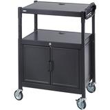 Safco Steel Adjustable AV Carts