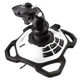 Logitech Extreme 3D Pro Joystick - Cable - USB - PC, Mac