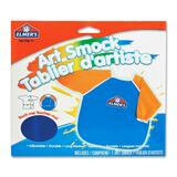Elmer's Art Smock with Adjustable Hook-and-Loop Straps - For Classroom - 1 Each