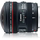 Canon 4427B002 - 8 mm to 15 mm - f/4 - Fisheye Lens for Canon EF/EF-S
