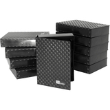 """WiebeTech DriveBox Anti-Static 3.5"""" Hard Disk Case 10-pack of DriveBox for 3.5"""" HDD Product Information Capacity: 1 x Hard Drive - Plastic - 1 Hard Drive"""