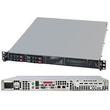 Supermicro SYS-1017C-TF SuperServer 1017C-TF Barebone System