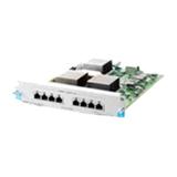 HP 8-Port 10GBase-T v2 zl Module