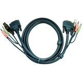 10ft DVI-I Dual Link Kvm Cable / Mfr. no.: 2L7D03UI