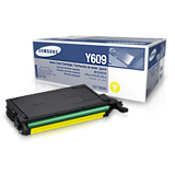 Yellow Toner 7000 Page Yield / Mfr. No.: Clt-Y609s/See