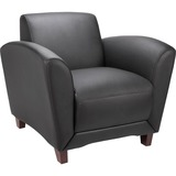 Lorell Reception Seating Club Chair