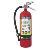 Badger Advantage ADV-550 Fire Extinguisher - 2.49 kg Capacity - B: Flammable Liquids, C: Live Electrical Equipment, A: Common Combustibles - Rechargeable, Corrosion Resistant