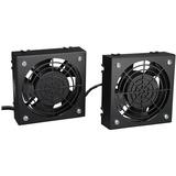 Tripp Lite SRFANWM Cooling Fan - 2 Pack - 2