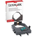 Lexmark Ribbon - Dot Matrix - Standard Yield - 4 Million Characters - Black - 1 Each