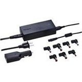 Laptop Travel Charger With USB Charging Port 2.1a For Acer Hp / Mfr. No.: Bus0292