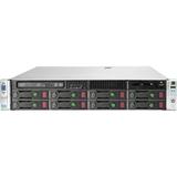 HP 642121-001 ProLiant DL380p Gen8 E5-2609 1P 4GB-R P420i SFF 460W PS Entry Server