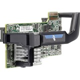 HP NIC 554FLB 10GbE 2-Port PCI-E-2.0x8 Flex-10 FlexFabric BL-c FlexibleLOM (Emulex BE3) FIO