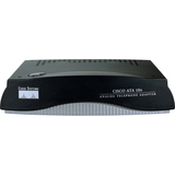 Cisco ATA186 2-Port Adaptor, 600 Ohm Impedance