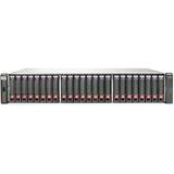 HP AW568B P2000 G3 MSA FC/iSCSI Dual Combo Controller SFF Array (AW568B)