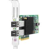 HPE 82E 8Gb 2-port PCIe Fibre Channel Host Bus Adapter - 2 x LC - PCI Express 2.0 x4 - 8 Gbit/s - 2 x Total Fibre Channel Port(s) - 2 x LC Port(s) - SFP+ - Plug-in Card