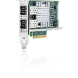 HP NIC 560SFP+ 10GbE 2-Port PCI-E-2.0x8 Ethernet Controller (Intel 82599)